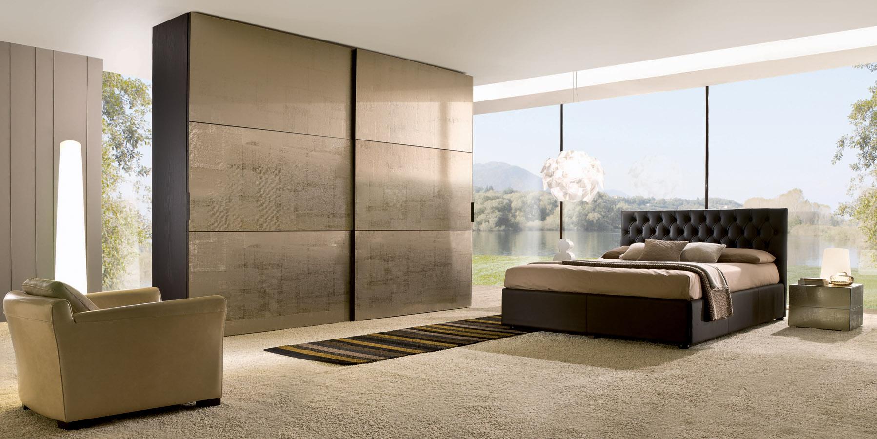 Ante specchio bronzo falegnameria 1946 letti armadi e complementi camera da letto - Complementi camera da letto ...