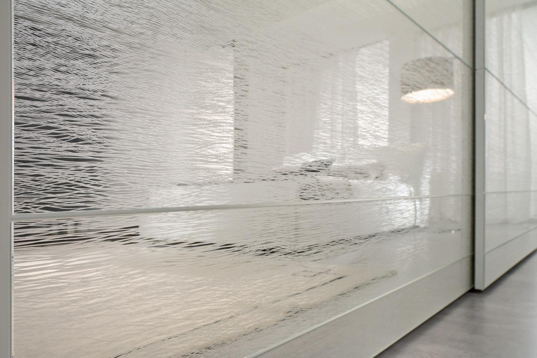 Wall Seta Argento