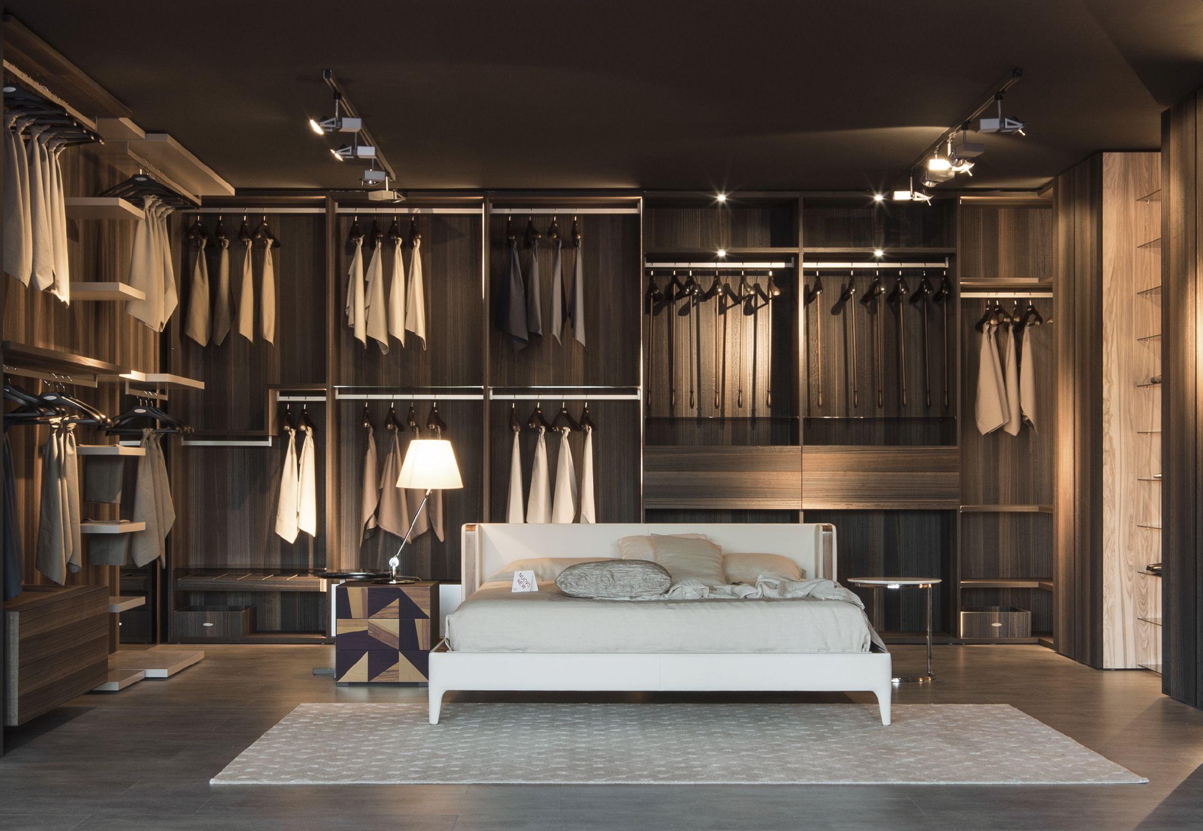 Cabina armadio hedon falegnameria 1946 letti armadi e complementi camera da letto - Complementi camera da letto ...