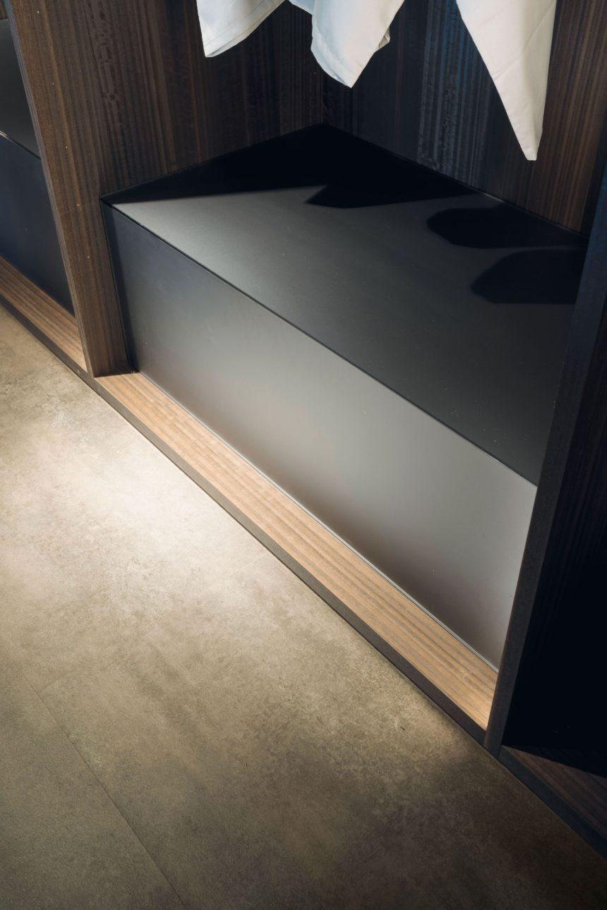 Cabina armadio Hedoné