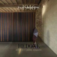 HEDONE' Armadi e Cabine Armadio