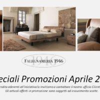 Speciali Promozioni Aprile 2018