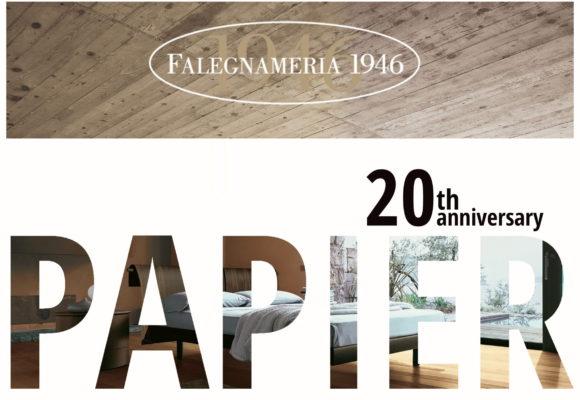 PAPIER 20th anniversary